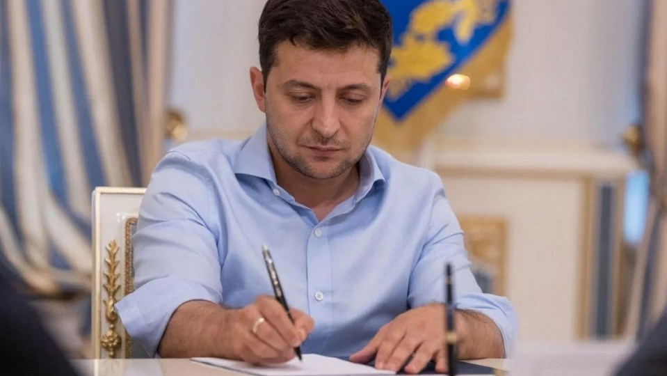 Зеленский учредил новый праздник на Украине