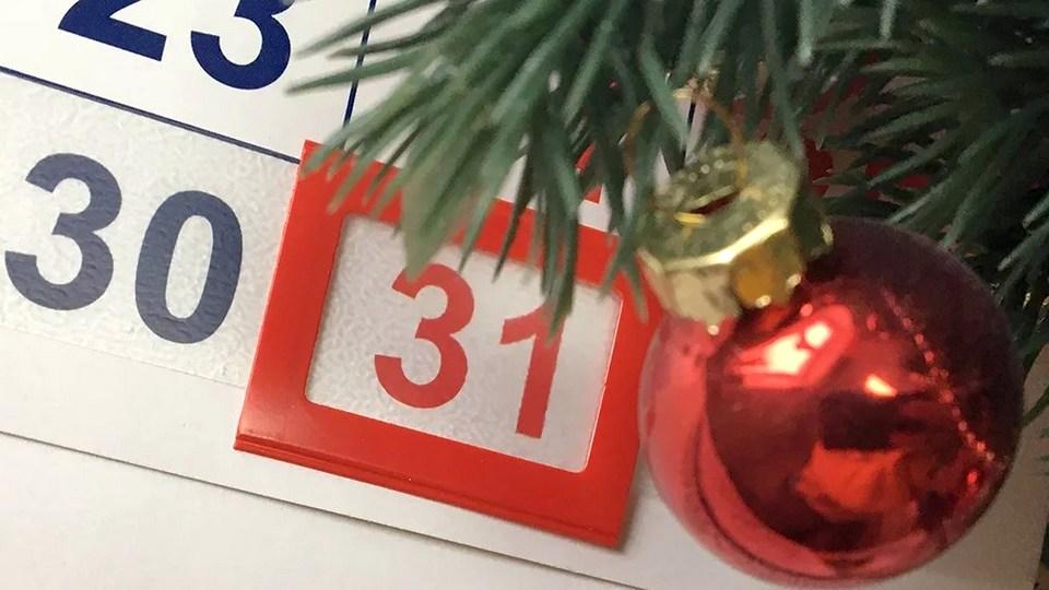 Власти ХМАО могут объявить 31 декабря выходным днем