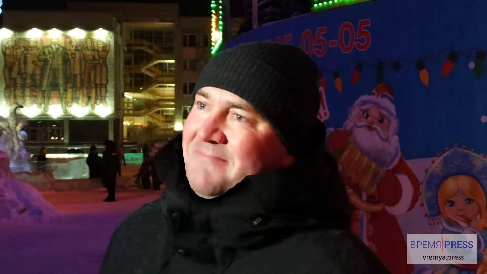 Алексей Шмыков поделился новогодними традициями своей семьи