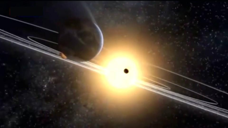 """Две самые крупные планеты Солнечной системы в понедельник """"сольются в одну"""""""