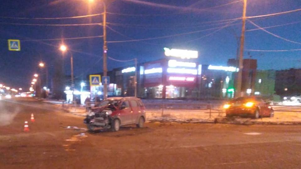 Мужчина пострадал в ДТП в Каменске-Уральском
