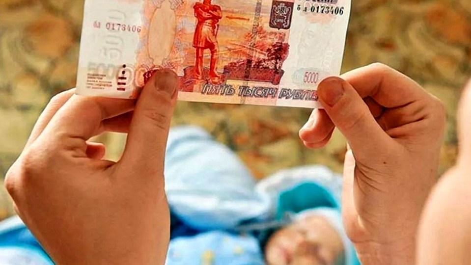 Путин подписал указ о выплате пяти тысяч рублей на детей до 8 лет