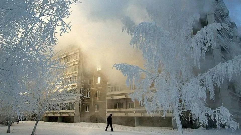 Гидрометцентр Свердловской области объявил о неблагоприятных метеоусловиях