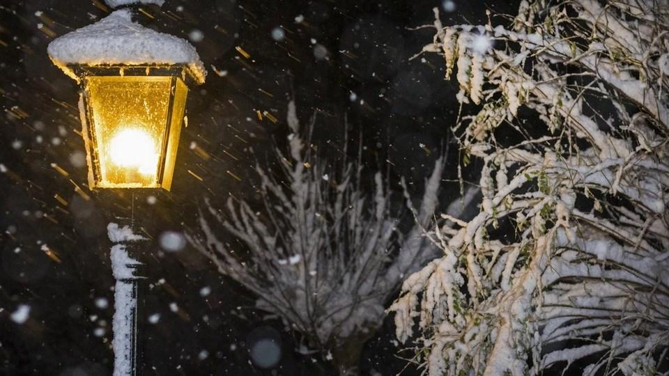 Стало известно, какая будет погода в Свердловской области в новогоднюю ночь