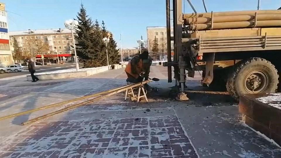 Площадь Ленинского комсомола в 2021 году ждет капитальный ремонт