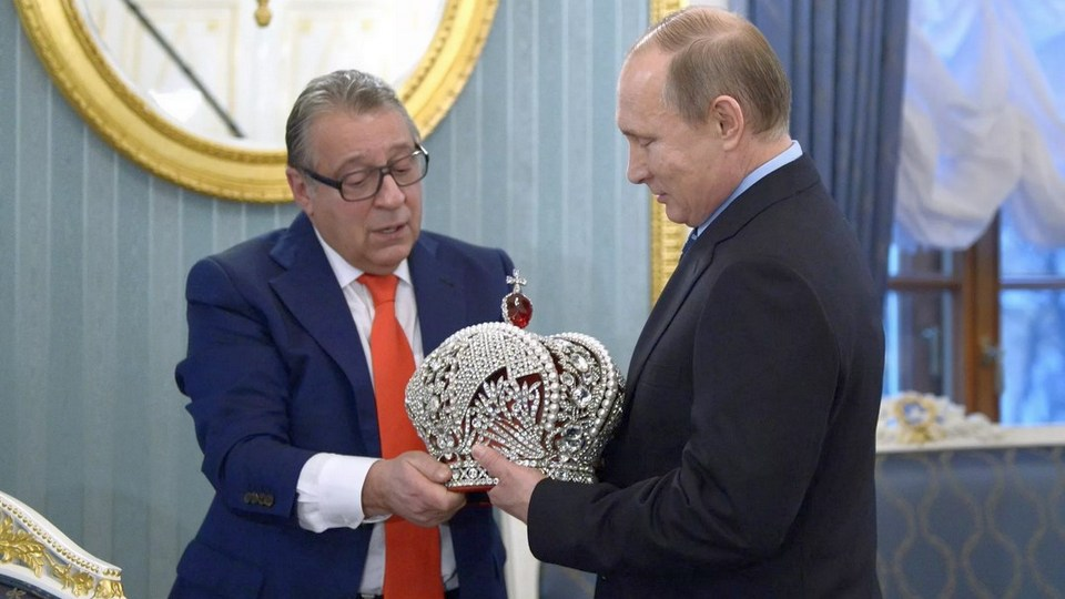 Геннадий Хазанов получил поздравление с 75-летием от Путина