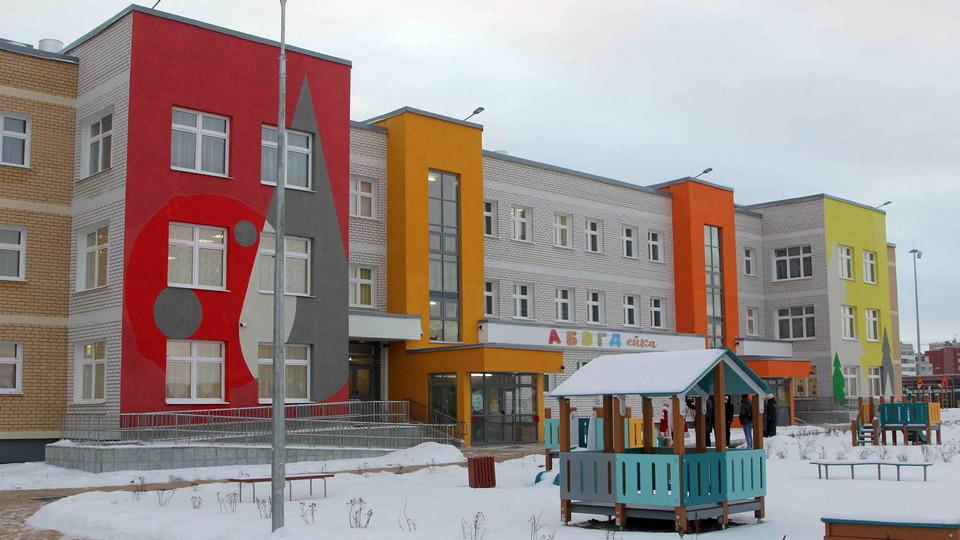 В Каменске-Уральском открыли новый детский сад на 300 мест