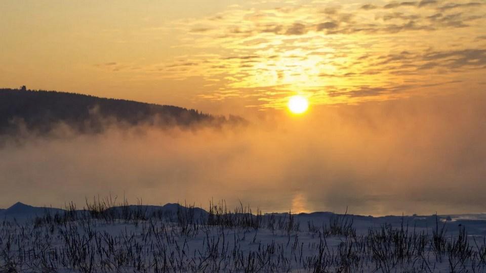 21 декабря наступил день зимнего солнцестояния