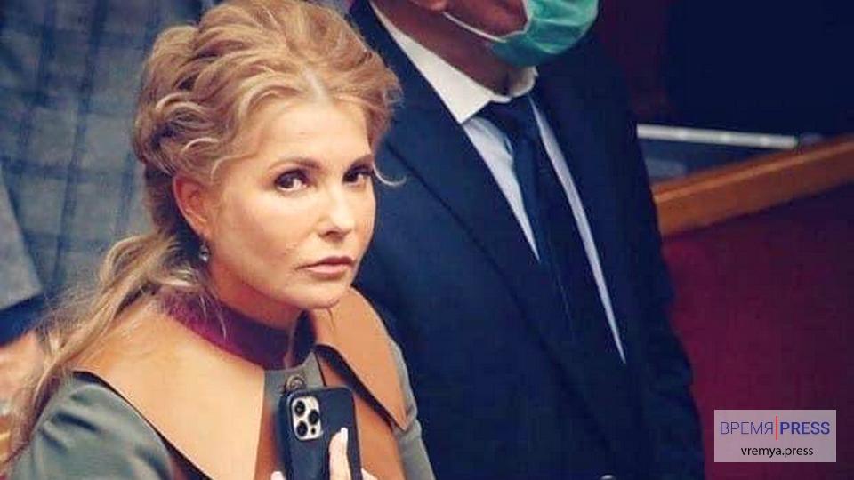 Новый имидж Юлии Тимошенко вызвал бурную реакцию в соцсетях