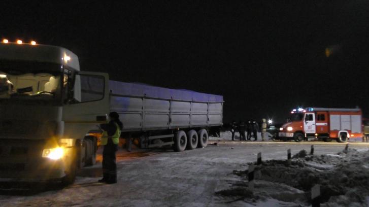 ДТП со смертельным исходом произошло в Каменске-Уральском