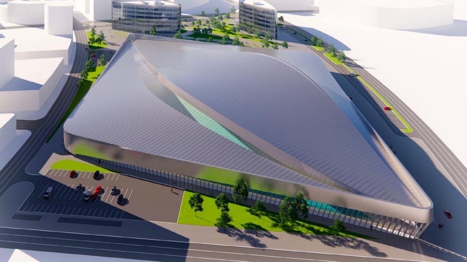 Первый в мире крытый центр для серфинга появится в Москве