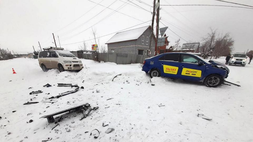 Два человека пострадали в ДТП в Каменске-Уральском
