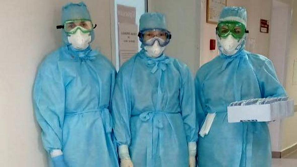 Компания РУСАЛ оказала поддержку провизорному госпиталю Каменска-Уральского