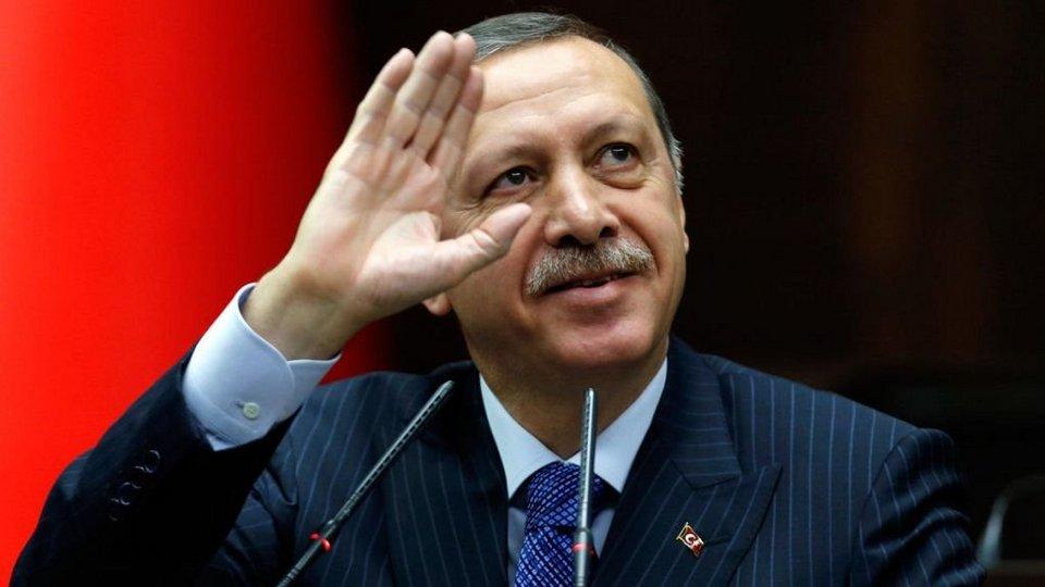 Президент Турции отказался от использования WhatsApp