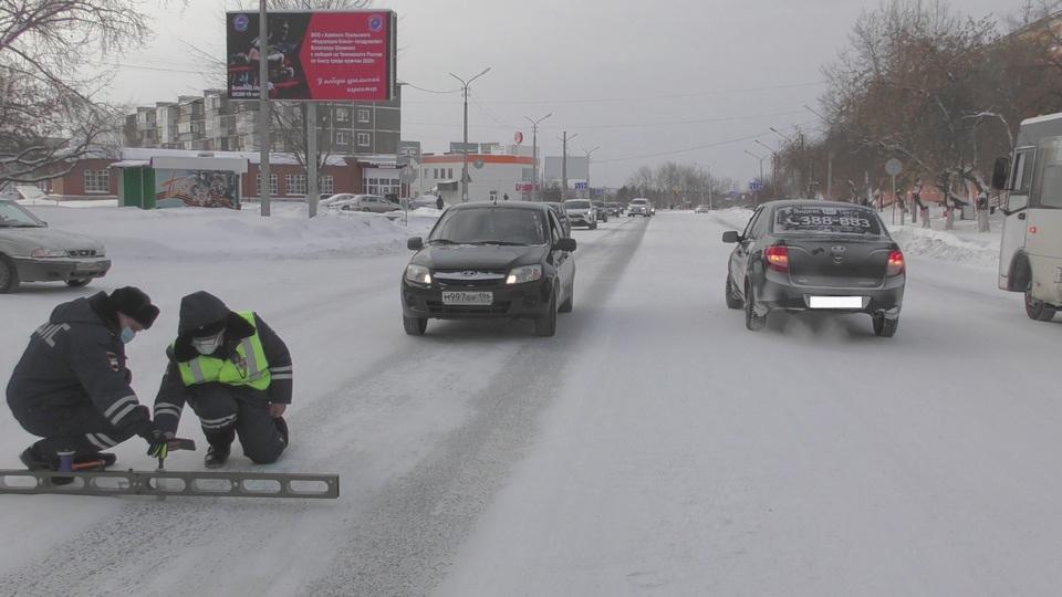Женщина-пешеход пострадала в ДТП в Каменске-Уральском