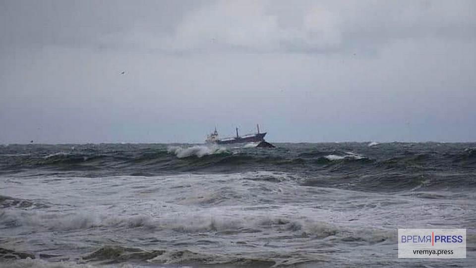 У берегов Турции затонул российский сухогруз Арвин