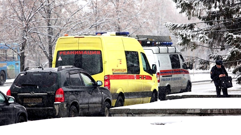 """Взрыв на заводе """"Лестех"""" в Алапаевске. Два человека погибли, один — в больнице"""