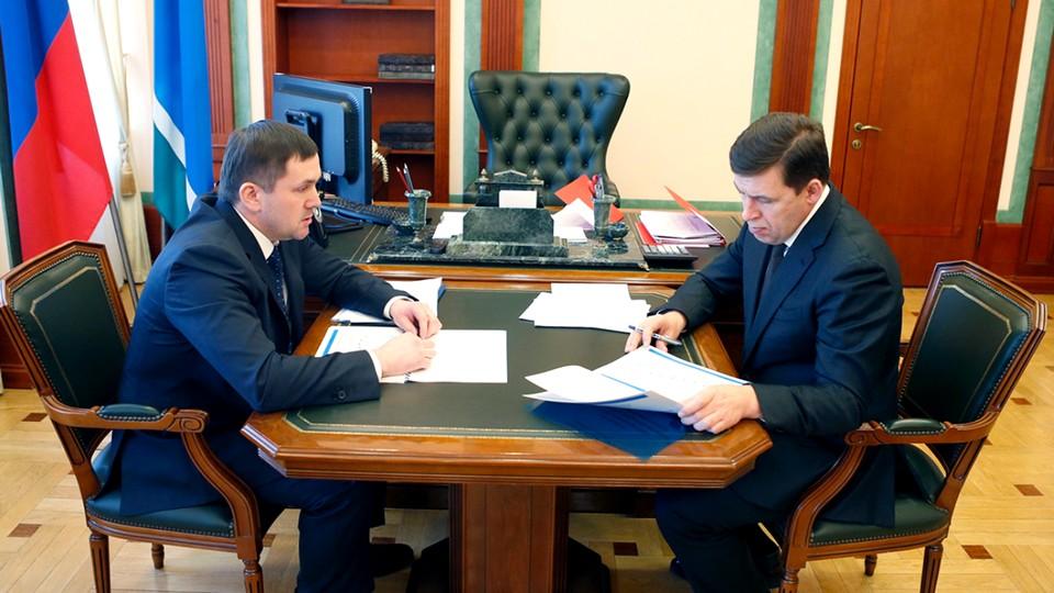 В Каменск-Уральский приедет губернатор