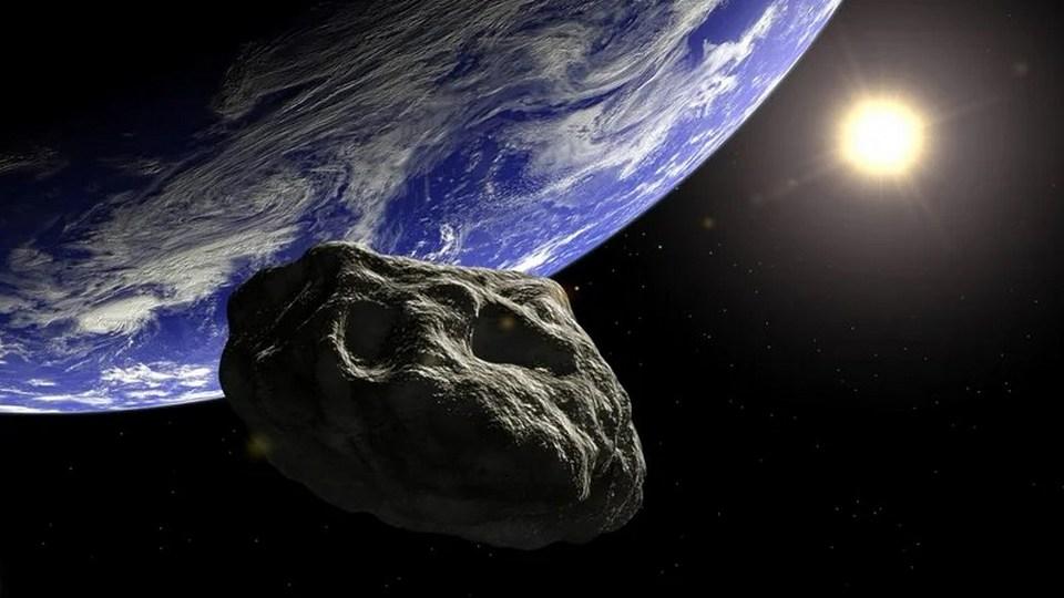 Три крупных астероида пролетят мимо Земли на этой неделе