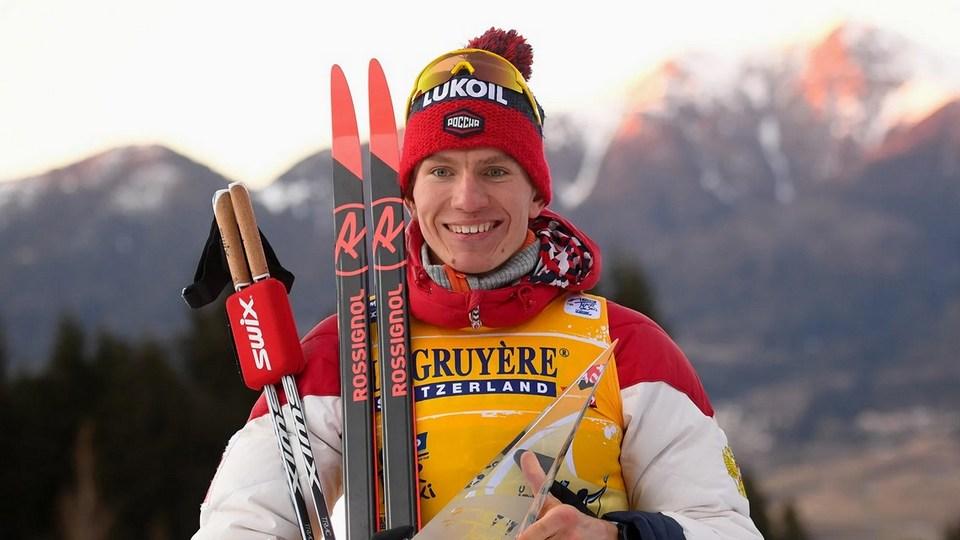 Лыжник Большунов извинился перед сборной Финляндии за инцидент с коллегой