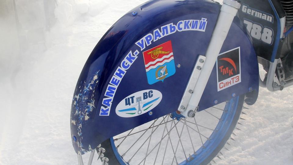 Дмитрий Хомицевич стал лидером на первом финале личного кубка РФ по мотогонкам на льду