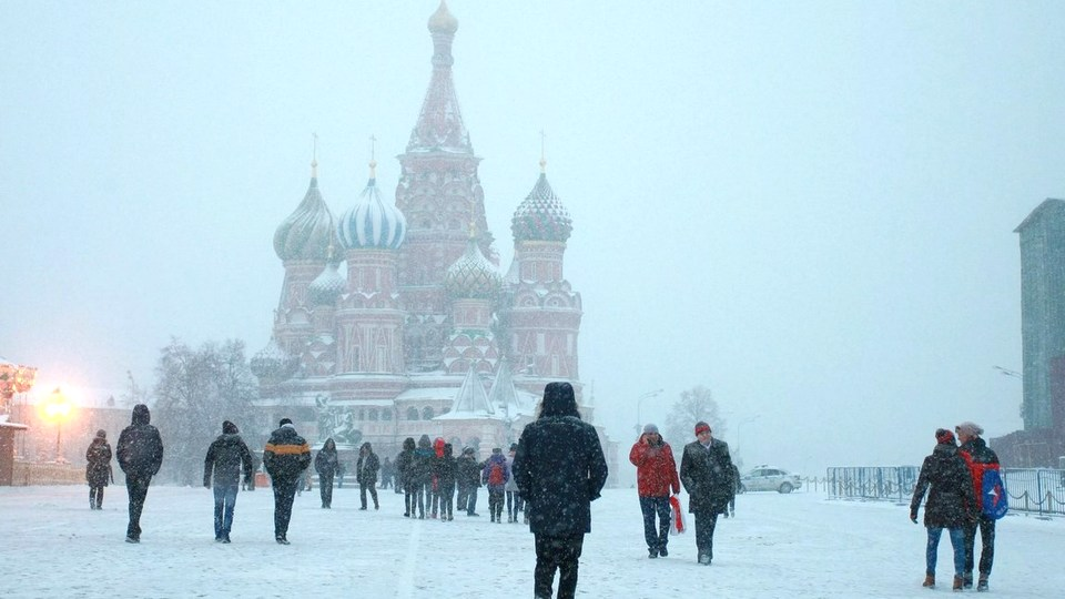 Аномальные морозы в Москве начнутся на следующей неделе