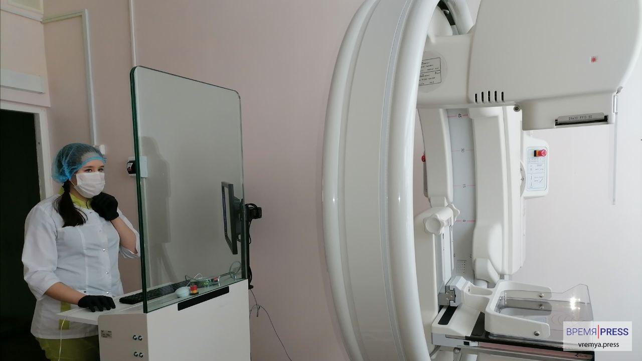 Новый онкоцентр начал прием пациентов в Каменске-Уральском