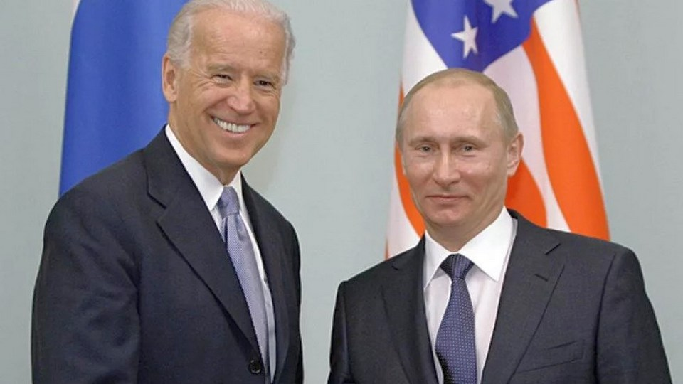 Переговоры Путина и Байдена состоялись по инициативе России