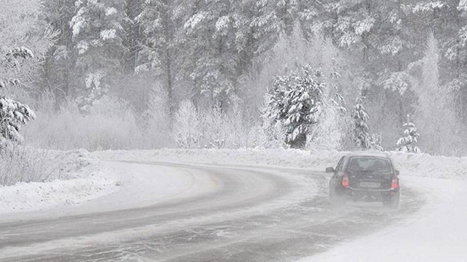 МЧС Свердловской области предупреждает о сильных снегопадах в выходные