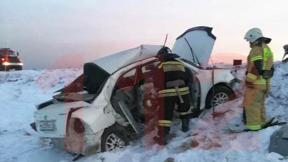ДТП в Тыве: 8 человек погибли, трое пострадали