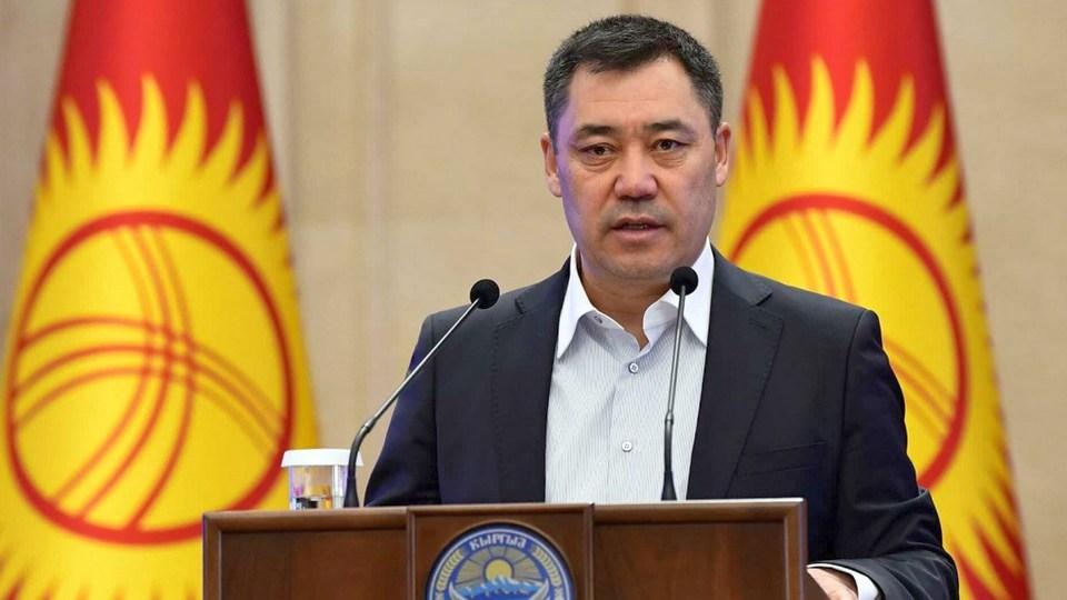 Садыр Жапаров избран новым президентом Киргизии