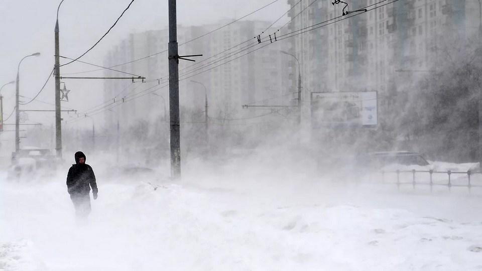 Челябинскую область снова накроют метели