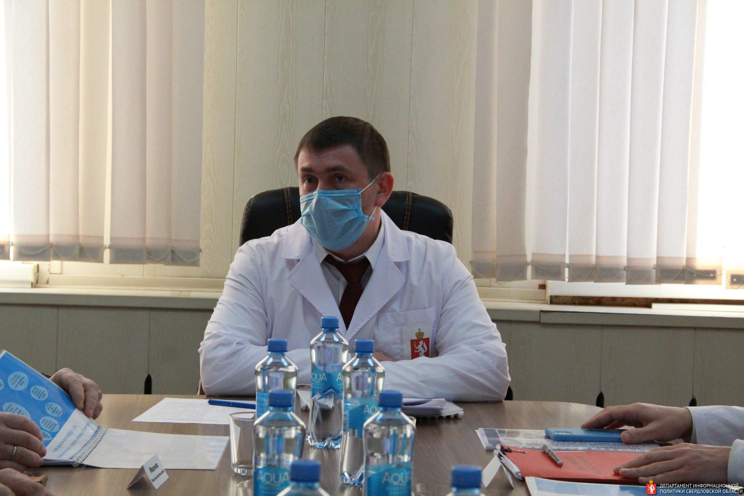 У экс-главы Каменска-Уральского Алексея Шмыкова на новой должности плотный рабочий график