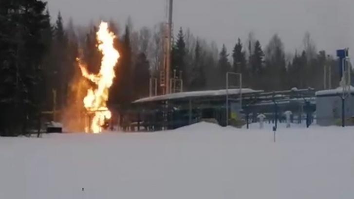 Подачу газа в Качканаре могут восстановить уже с утра