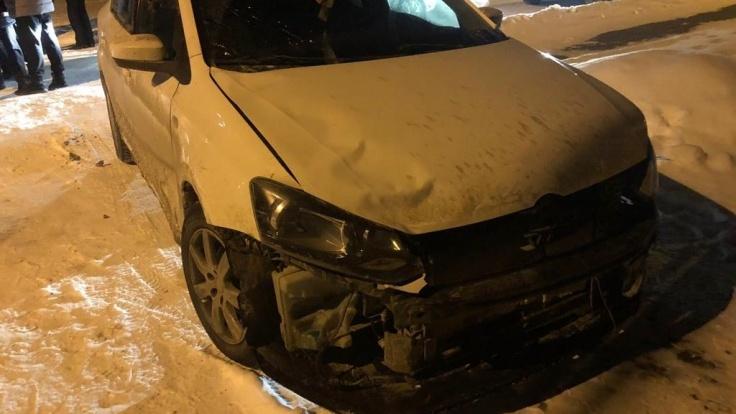 В Тюмени водитель сбил девочку и скрылся. Ребенок погиб