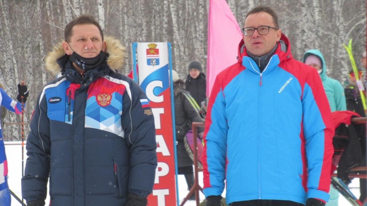 В Свердловской области определены победители гонки «Лыжня России-2021»