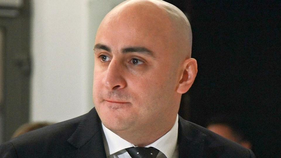 В Грузии задержан глава партии Саакашвили Ника Мелия