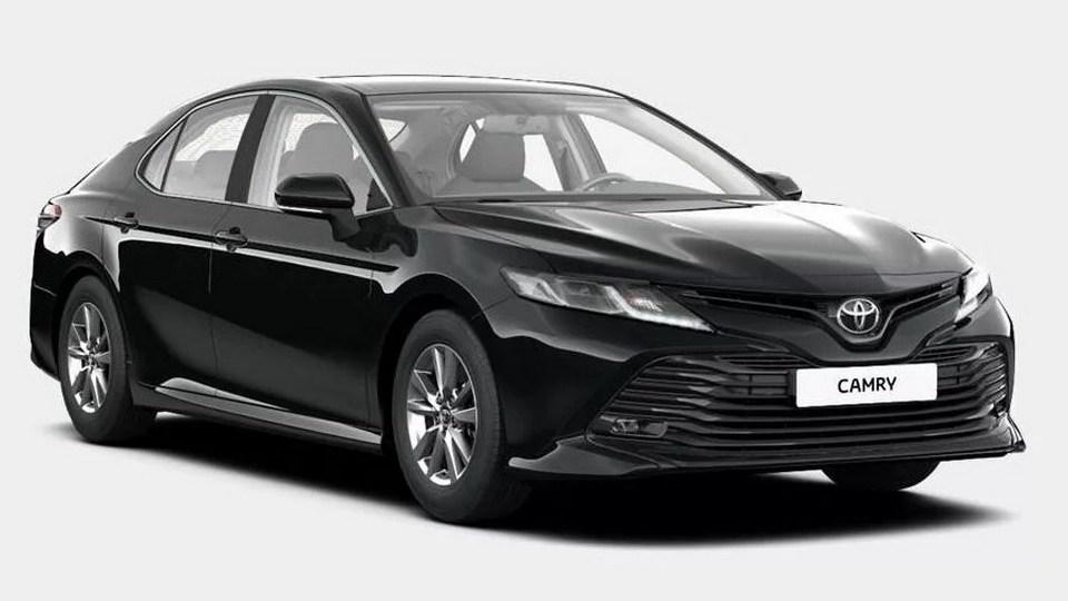 Свердловское правительство потратит 39,4 млн рублей на новые автомобили