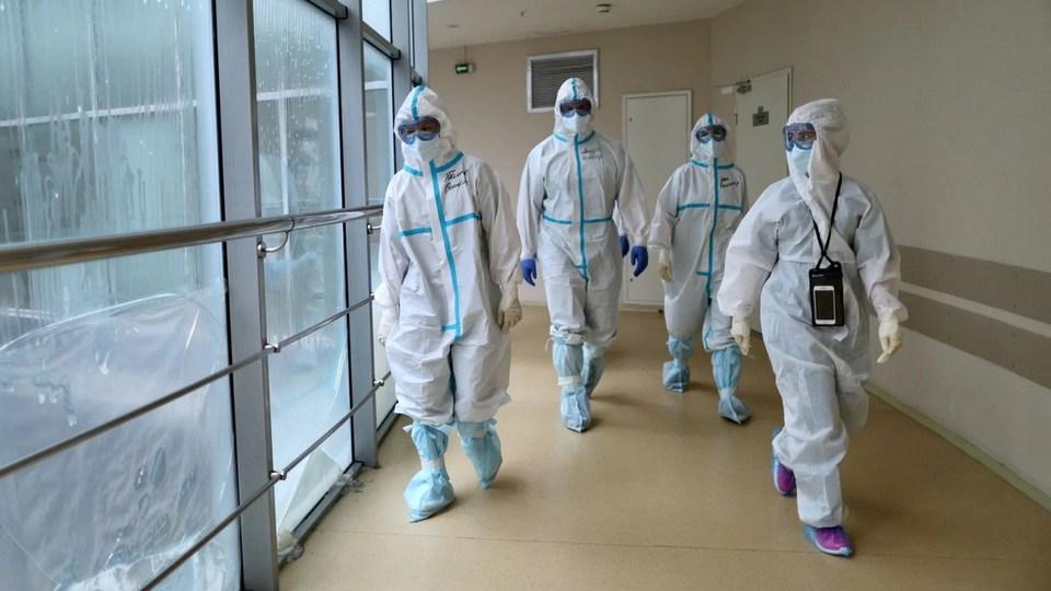 Смертность от коронавируса в Свердловской области выросла в 13 раз