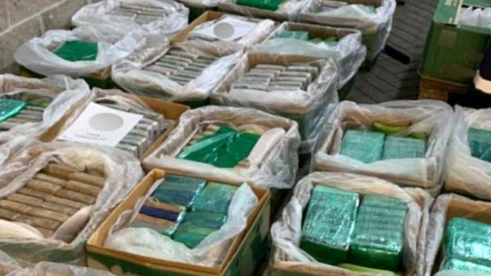 Самая крупная в истории Великобритании партия кокаина конфискована в порту