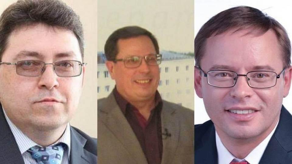 На должность мэра Каменска-Уральского претендуют три кандидата