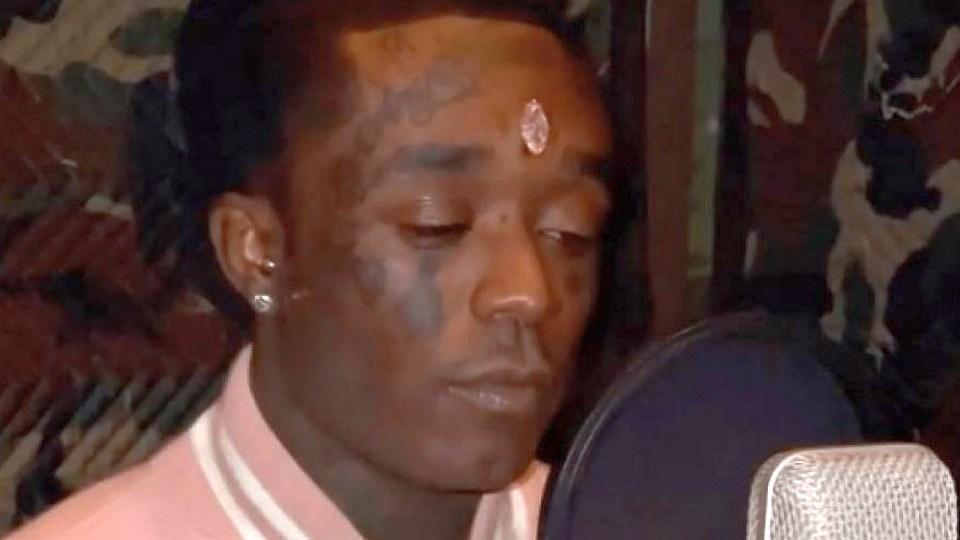 Рэпер Lil Uzi Vert вставил в лоб бриллиант, на который копил три года