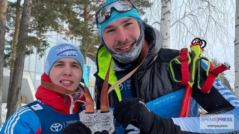 Антон Шипулин стал призером лыжного сверхмарафона URAL IRON 100K