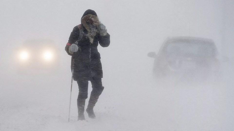 МЧС Свердловской области выпустило штормовое предупреждение о сильном ветре