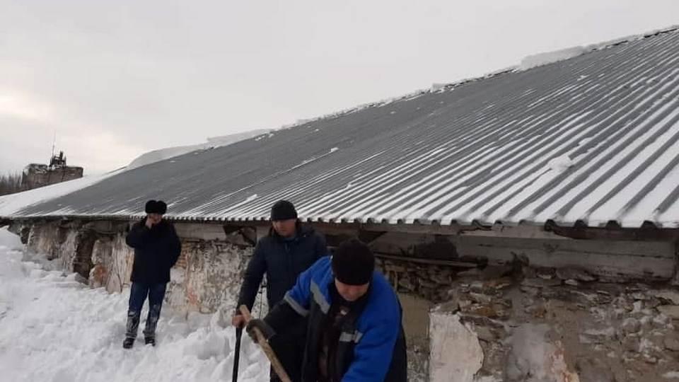 В Алтайском крае четыре человека погибли при уборке снега