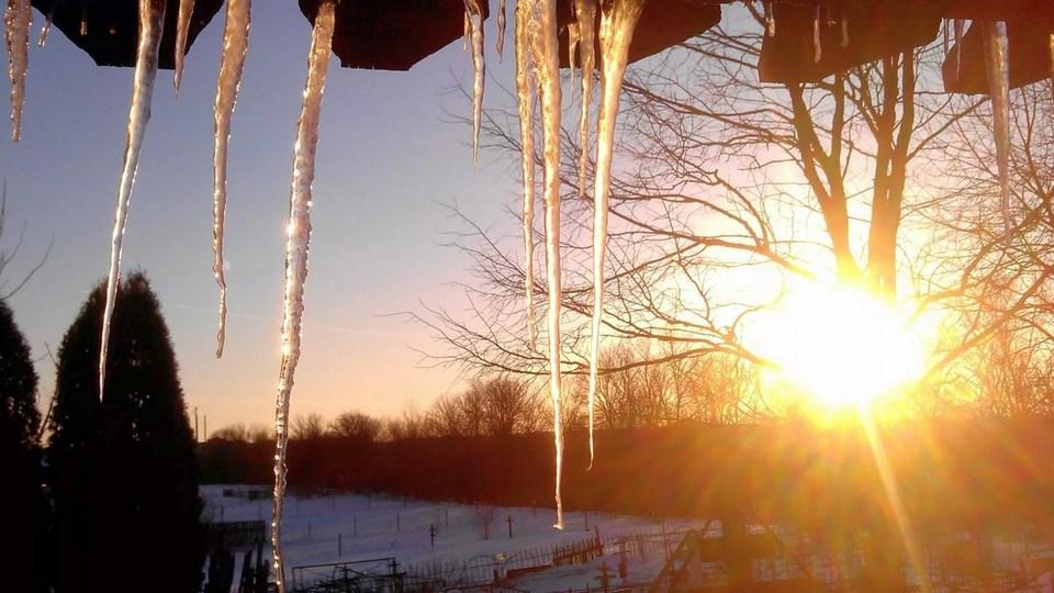 Весна в Свердловской области начнется с потепления