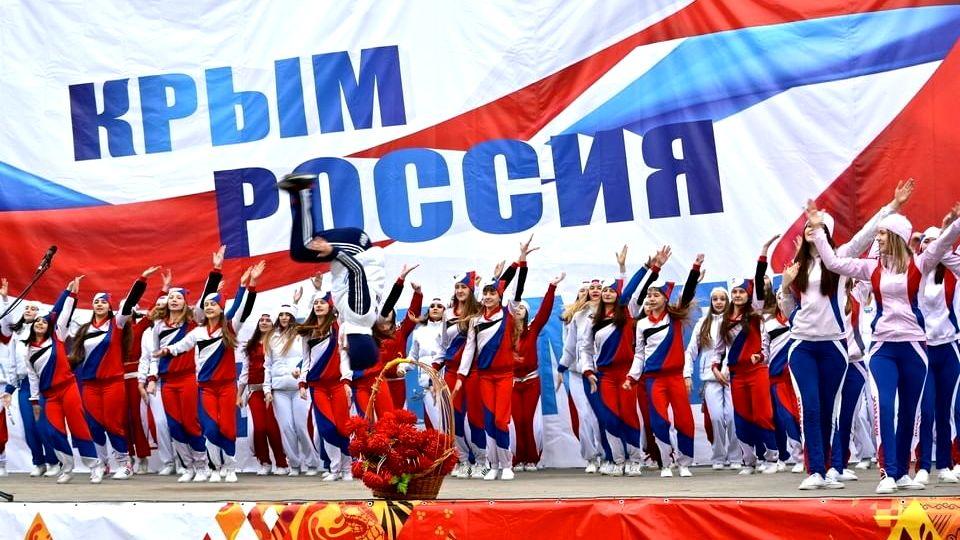 16 марта 2014 года Крым вернулся домой, в Россию