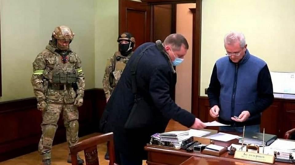 Губернатор Пензенской области задержан силовиками по подозрению в должностных преступлениях