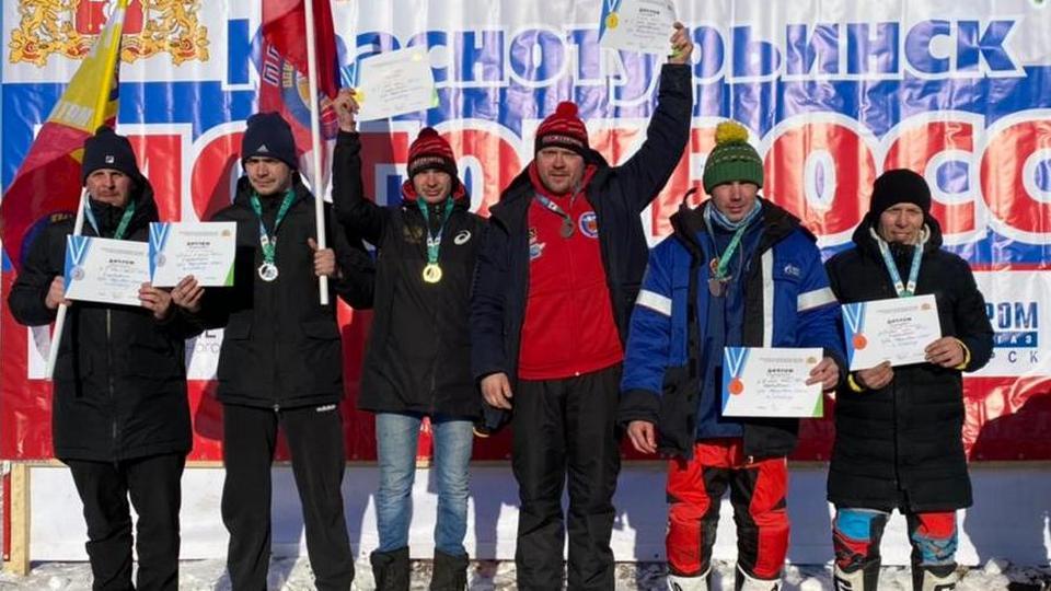 Команда ЦТВС завоевала медали в соревнованиях по мотокроссу Челябинской и Свердловской областей
