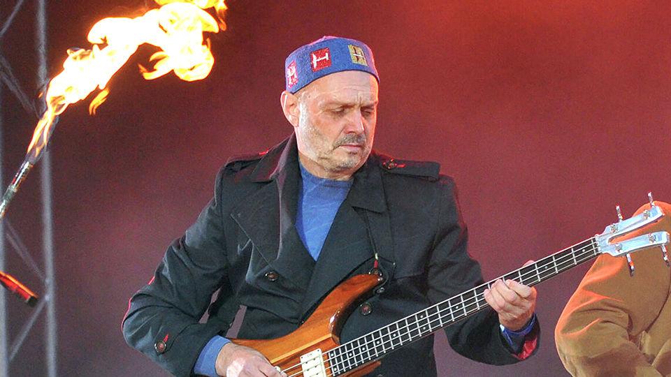 Тело основателя рок-группы Звуки Му обнаружили в Москве-реке